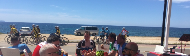 lunch stop mallorca